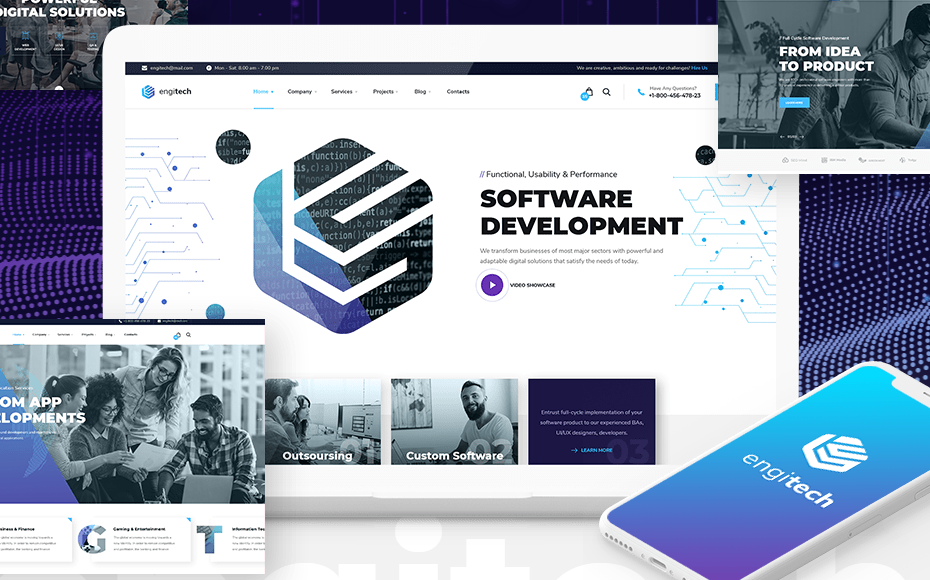 Engitech Nulled