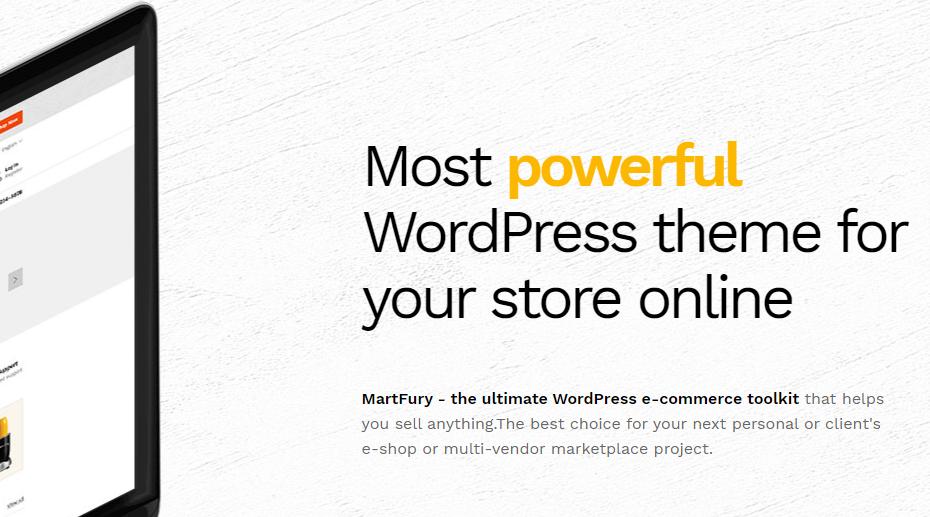 Marfury WooCommerce Marketplace WordPress Theme Nulled