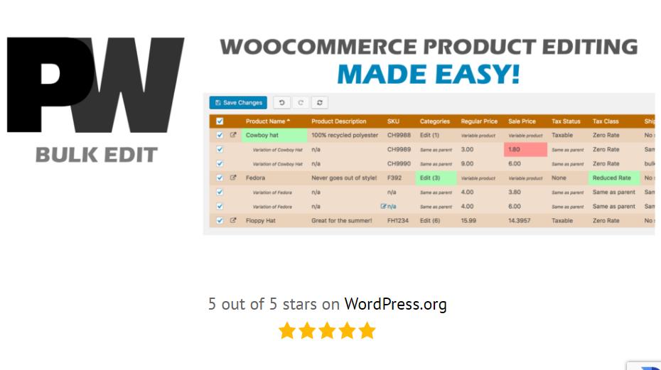 PW WooCommerce Bulk Edit Pro Nulled