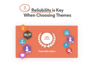Reliability İs Key When Choosing Themes