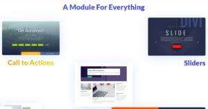 A Module For Everything