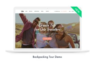 Backpacking Tour Demo