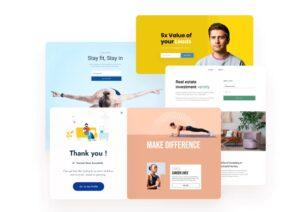 Create Opt-In, Sales, Webinar