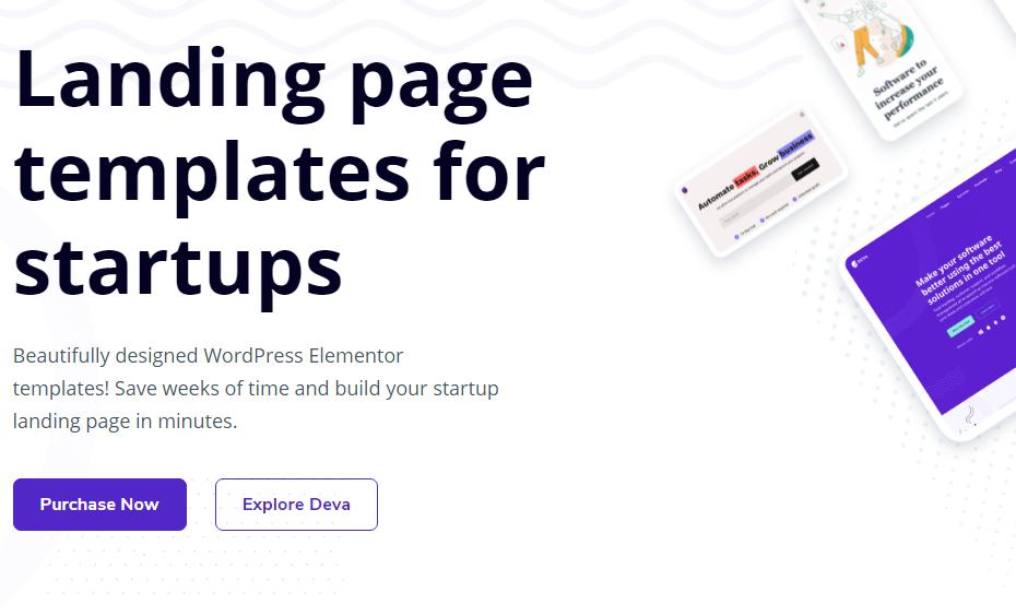 Deva WordPress Themes