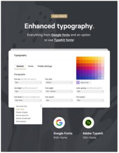 Enhanced Typography