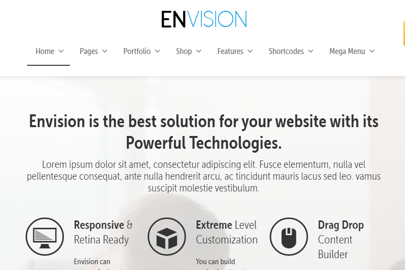 Envision Nulled