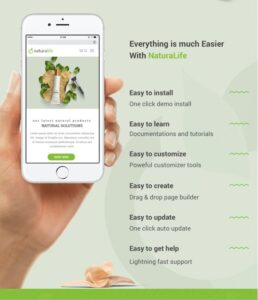 Everything İs Much Easier With Naturalife