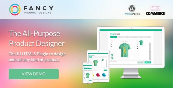 Fancy-Product-Designer-WooCommerce-WordPress-Nulled