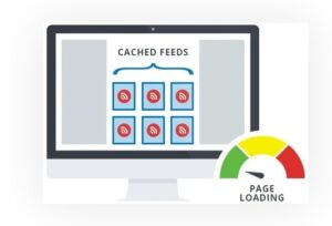 Feed Caching