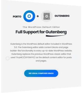 Full Support For Gutenberg