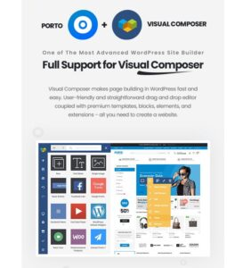 Full Support For Visual Composer