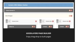 GOODLAYERS PAGE BUILDER