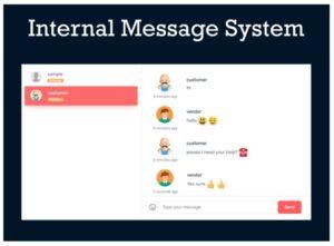 INTERNAL MESSAGE SYSTEM