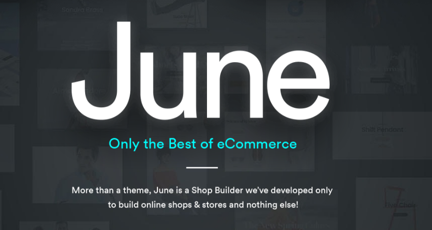 June - WooCommerce Theme Nulled