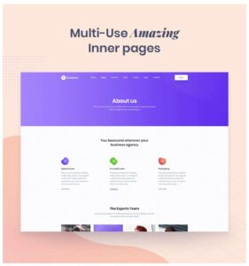 MULTU USE AMAZİNG INNER PAGES