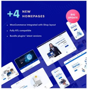 NEW HOMEPAGES