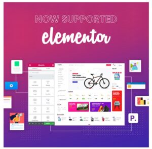 NOW SUPPORTED ELEMENTOR