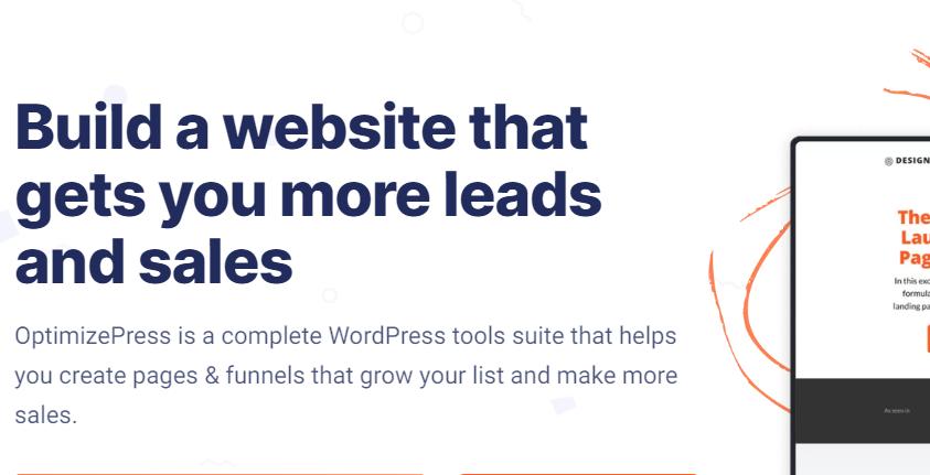 OptimizePress Nulled Free Download