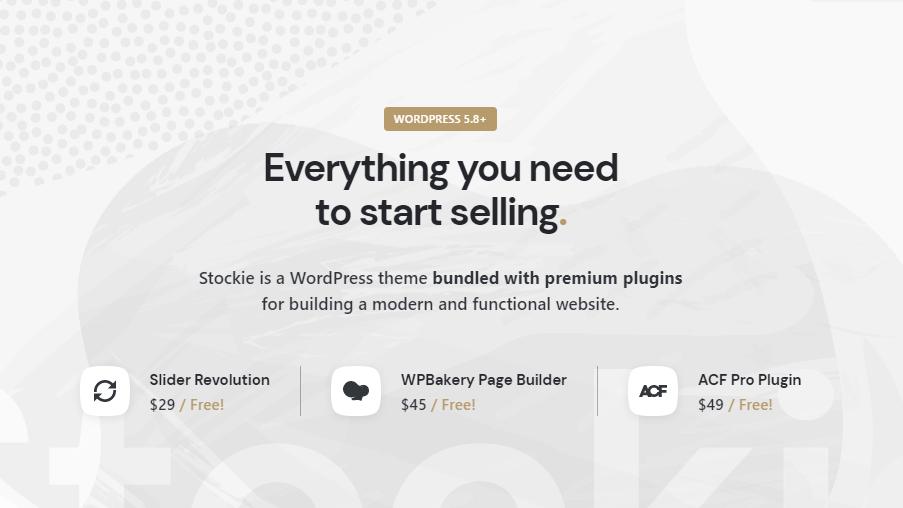 Stockie free download