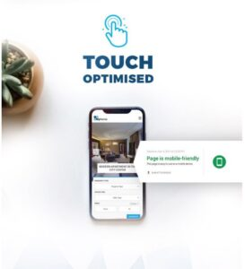 TOUCH OPTIMISED