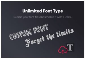 Unlimited Front Type
