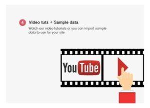 VİDEO TUTS SAMPLE DATA