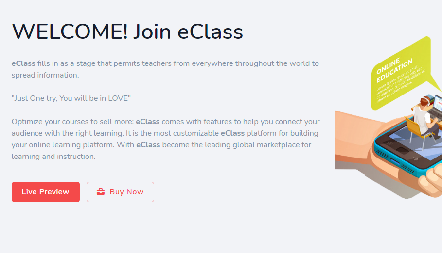 eClass Nulled