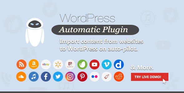 Wordpress Automatic Nulled
