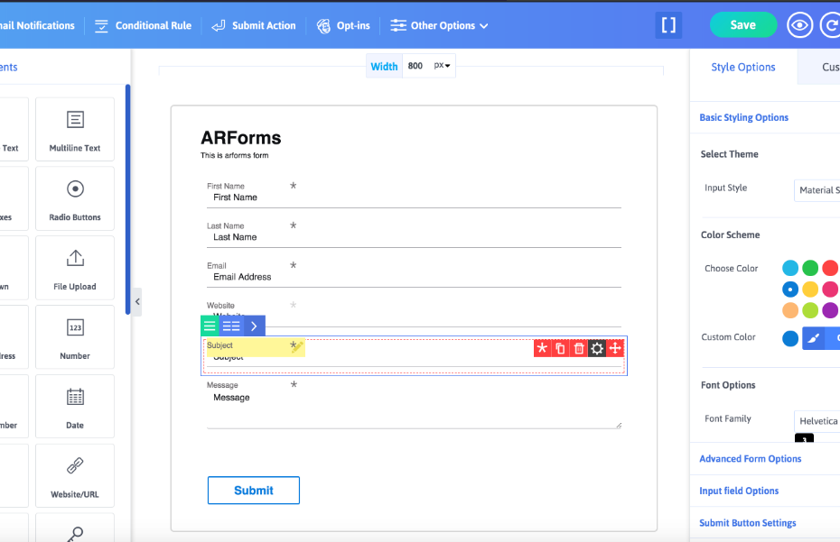 ARForms Nulled