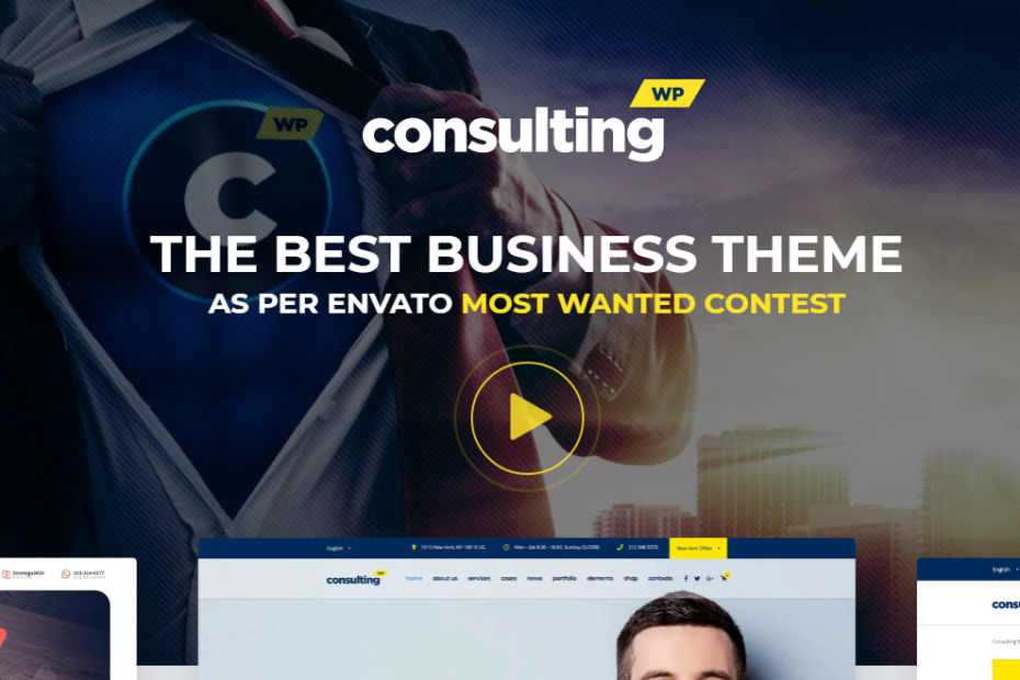 Consulting Nulled