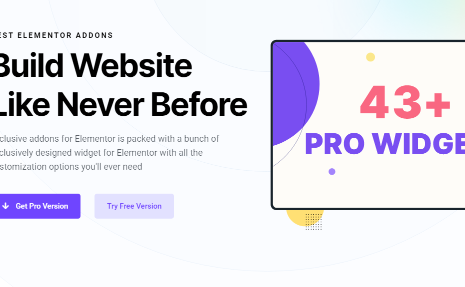 Exclusive Addons Elementor Pro Nulled