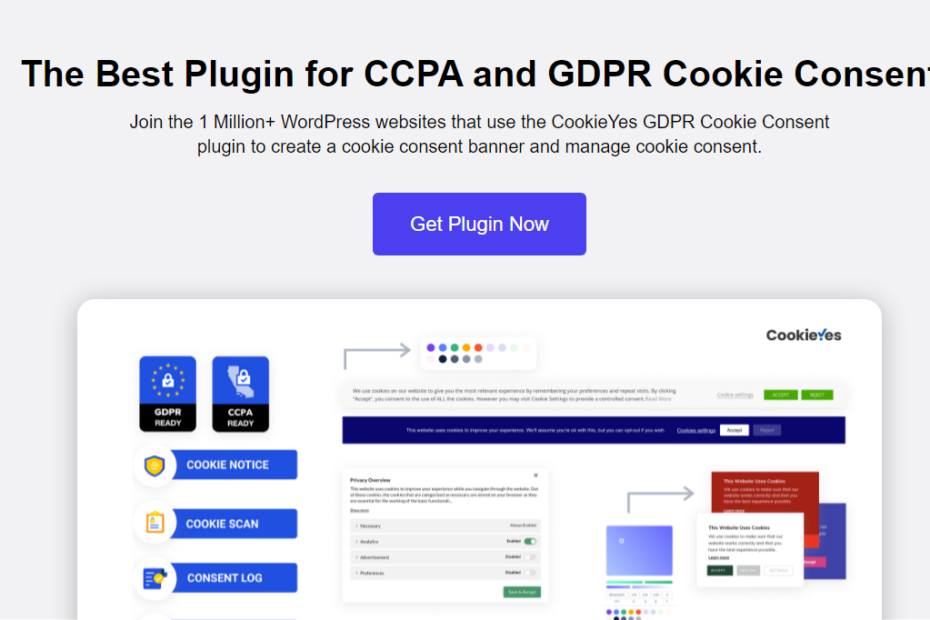 GDPR Cookie Consent Nulled