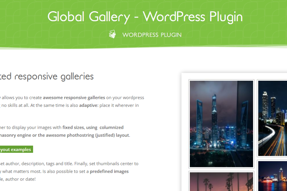 Global Gallery Nulled