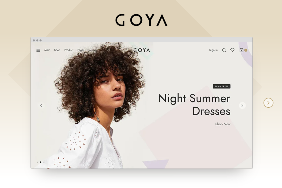 Goya Nulled