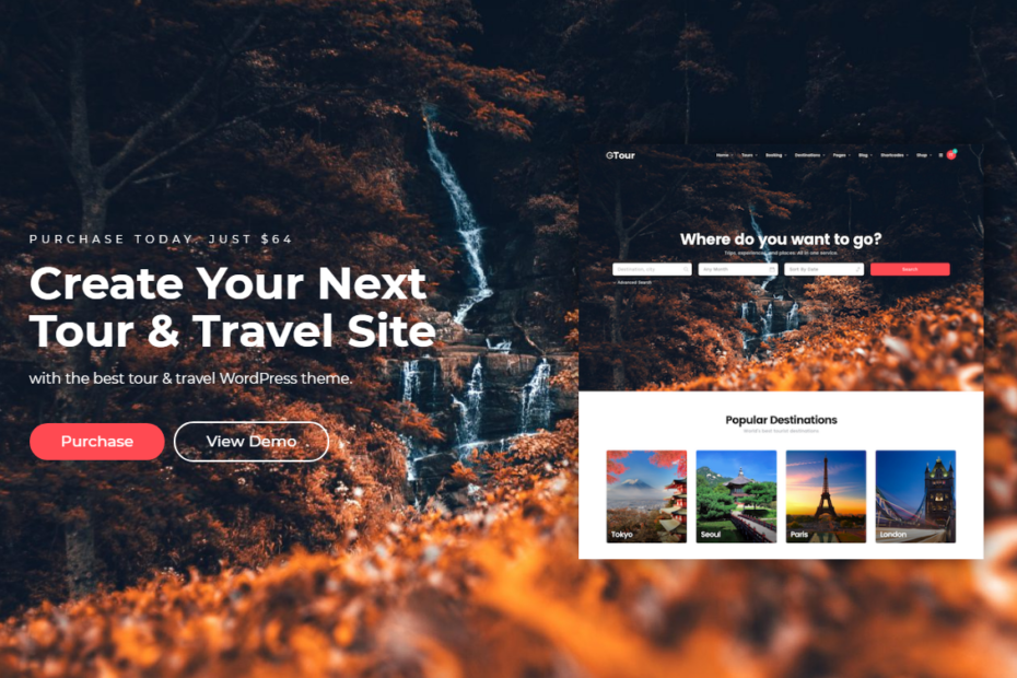 Grand Tour Nulled