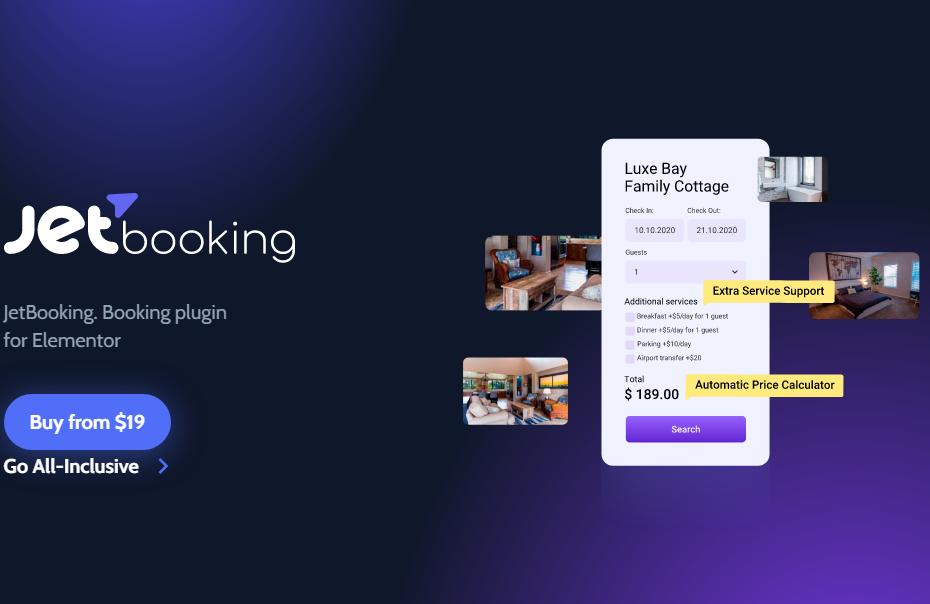 JetBooking Nulled