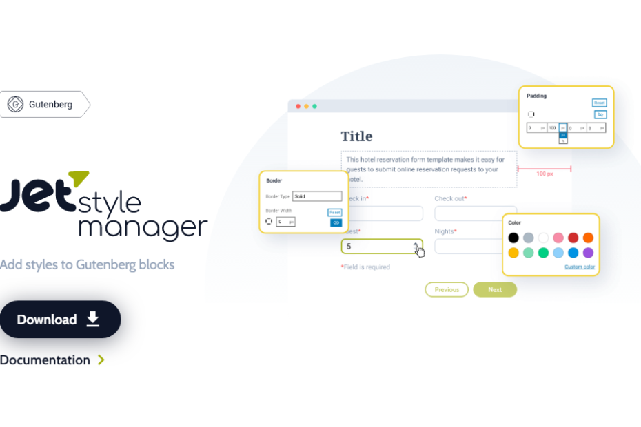 JetStyleManager Nulled