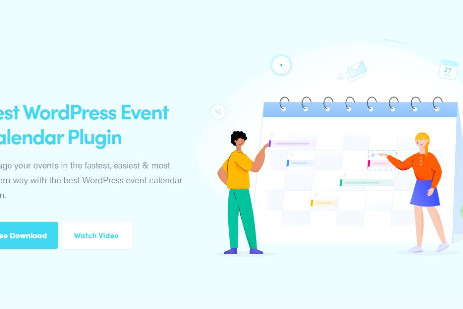 Modern Events Calendar Pro