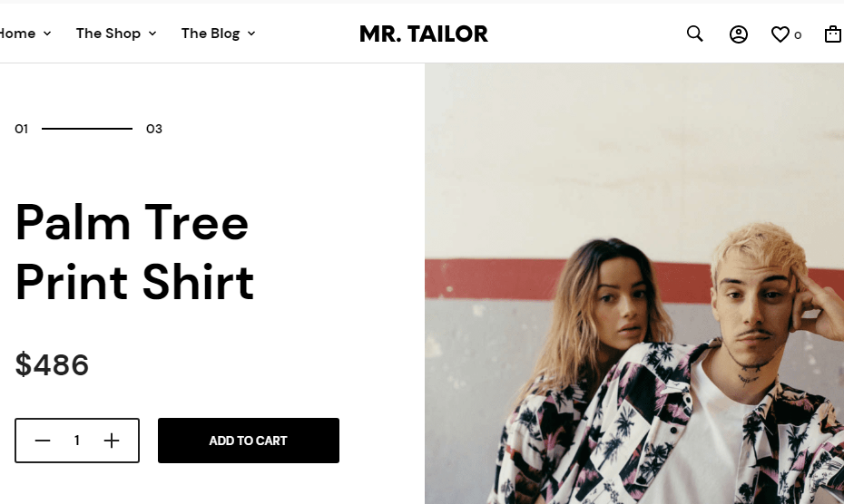 Mr. Tailor Nulled