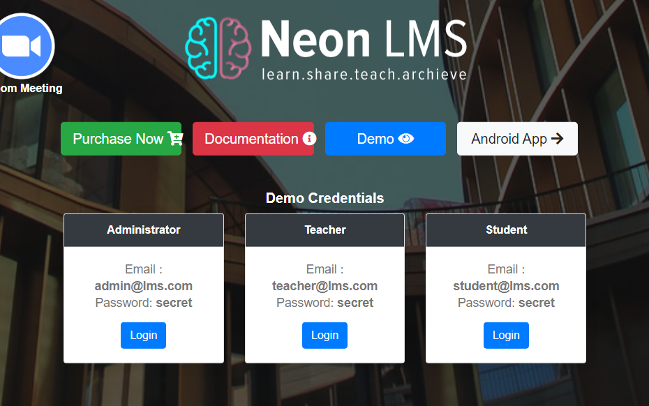 NeonLMS Nulled