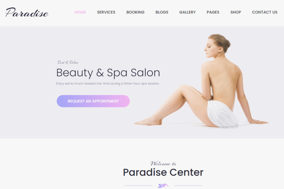 Paradise Nulled