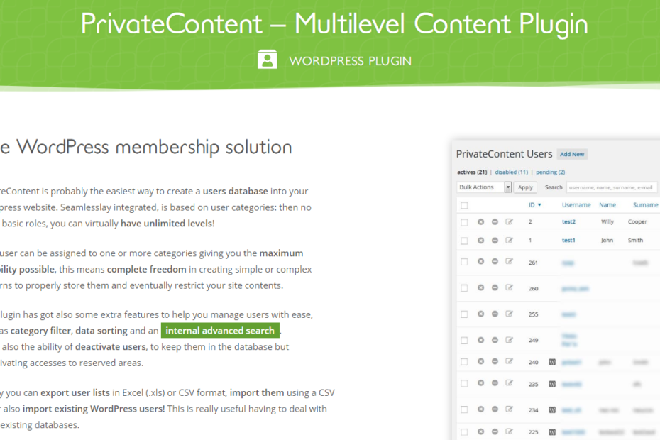 Private Content Nulled