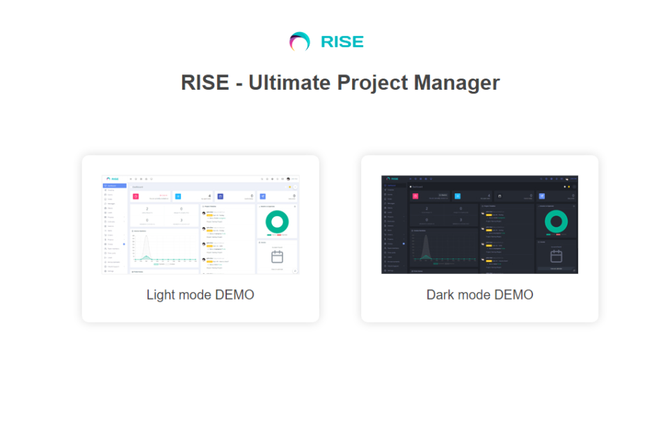 RISE Nulled