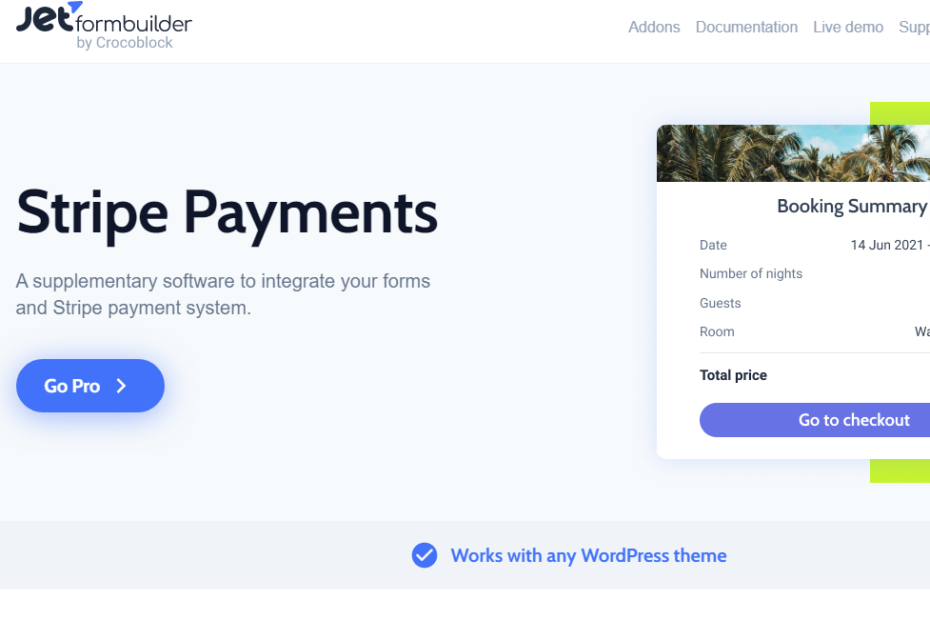 Stripe Payments Nulled