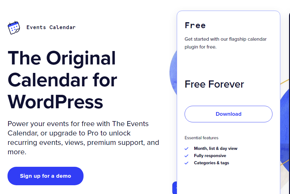 The Events Calendar Pro Nulled