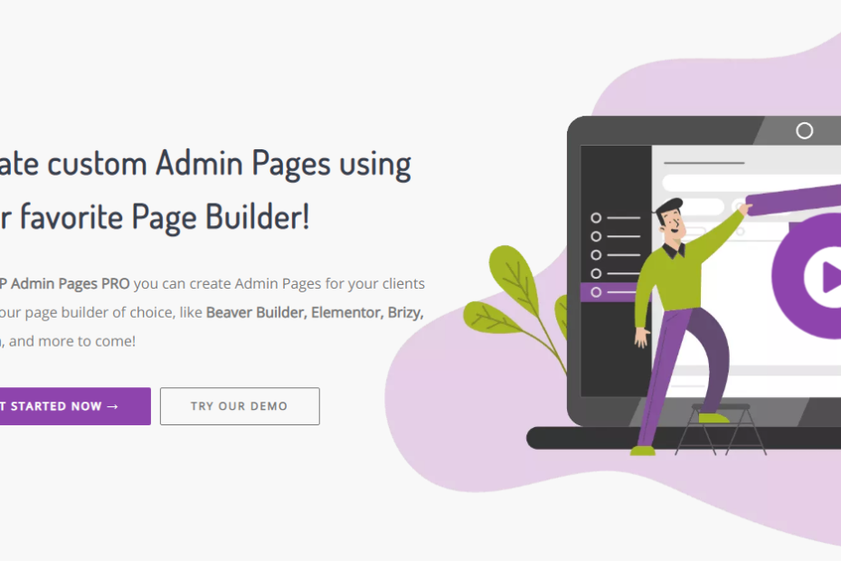 WP Admin Pages Pro Nulled