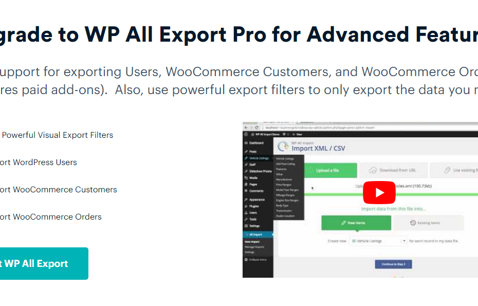 WP All Export Pro Nulled