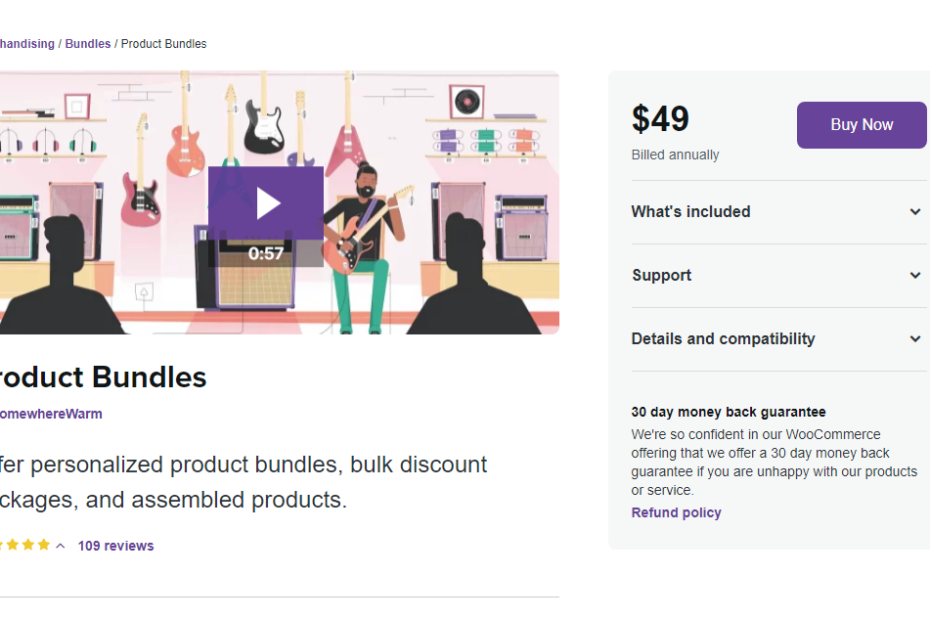 WooCommerce Product Bundles Nulled
