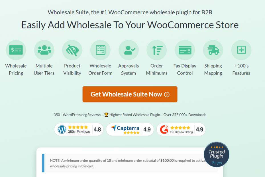 WooCommerce Wholesale Prices Premium Nulled