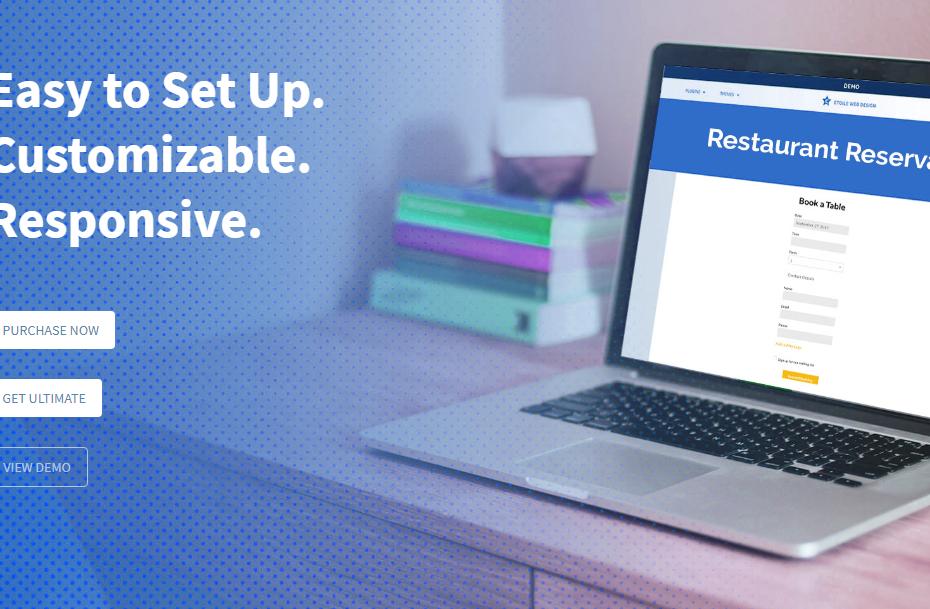 WordPress Restaurant Reservation Plugin Pro Nulled